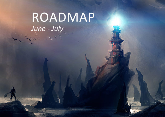 roadmap june july 2020