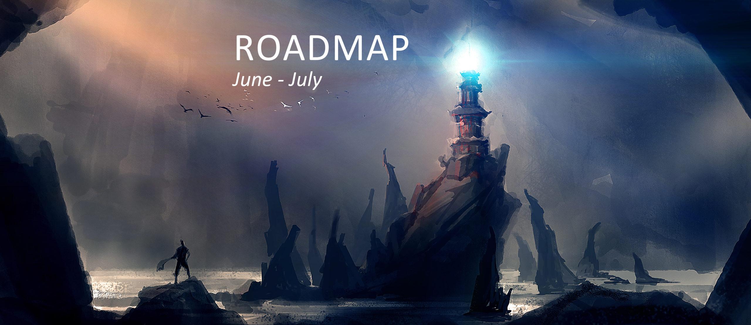 roadmap june july 2020
