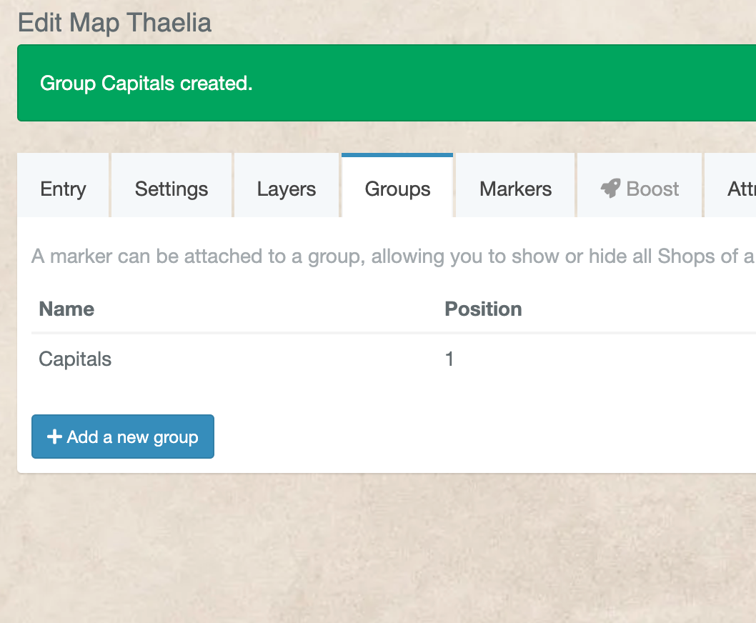 kanka maps groups