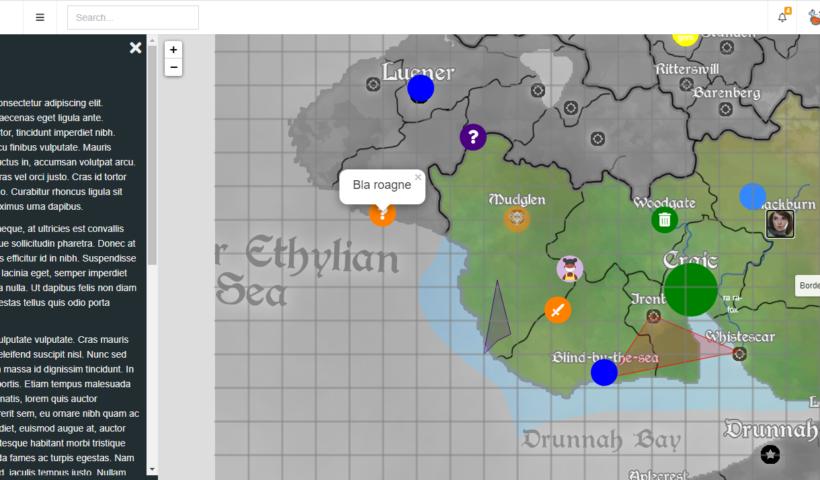 Kanka maps