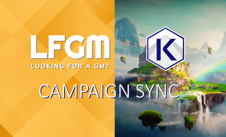 LFGM Kanka Sync