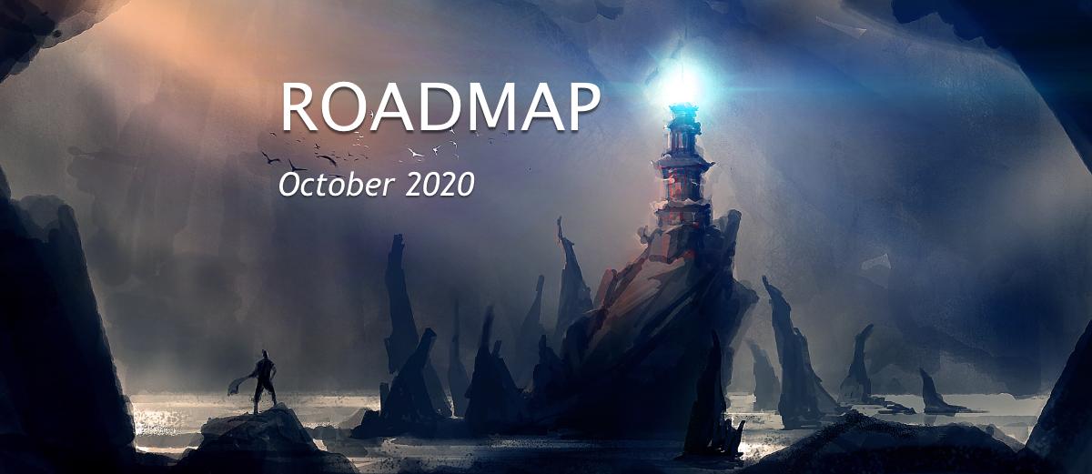 Roadmap october