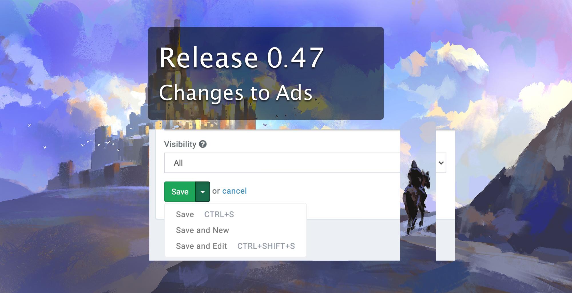Kanka release 0.47