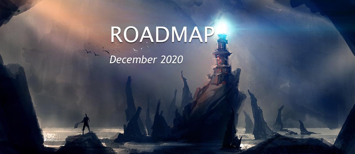 Roadmap December 2020