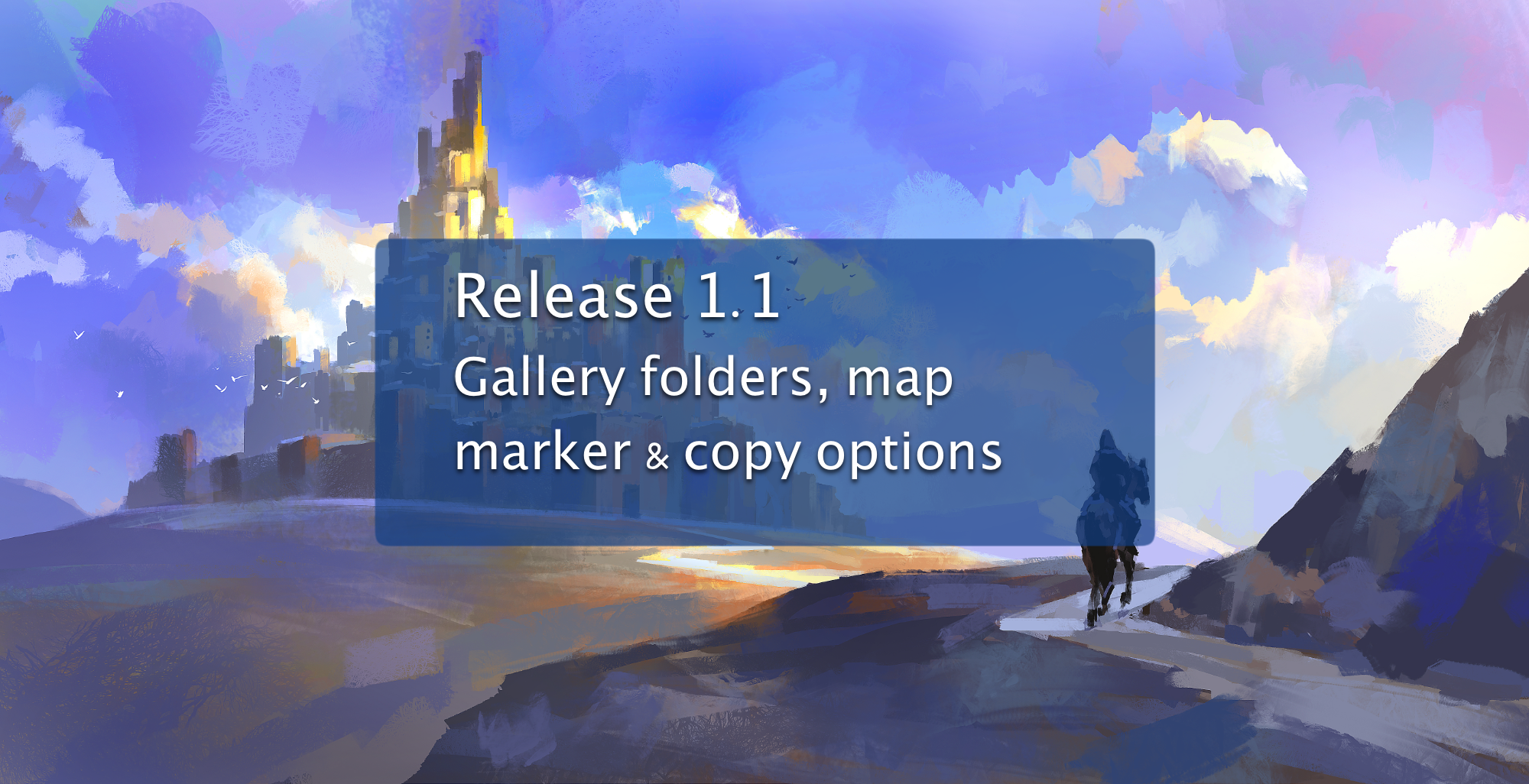 release 1.1