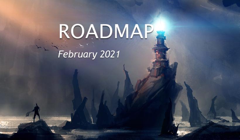roadmap february 2021