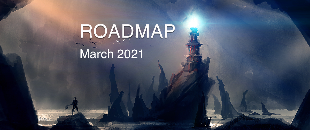 kanka roadmap march 2021 maps